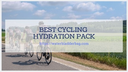 best cycling hydration pack reviews