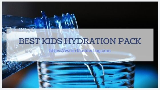 best kids hydration pack