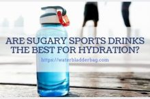 Sugary Sports Drinks Are the Best for Hydration?